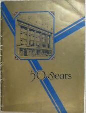 CARDIFF.MARMENTS DRAPERY STORE, 50TH ANNIVERSARY 1879-1929 FREE UK POSTAGE