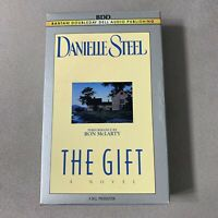 The Gift By Danielle Steel Ron Mclarty Reader On Audio Cassette