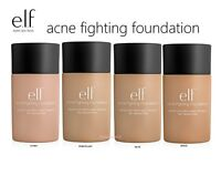 e.l.f. Acne Fighting Foundation NEW FULL SIZE elf Pick Ur Shade