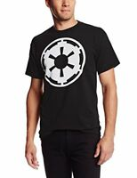 Star Wars Movie Men's Empire Logo Emblem T-Shirt New Shirt