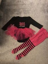 Baby Girl Pretty Halloween Outfit 9-12 Months
