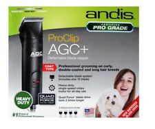 Andis ProClip Heavy Duty Blade Clipper Kit AGC 22545 (NEW IN DAMAGED PACKAGING)