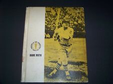 1967 Babe Ruth People of Destiny Series hc  95-pages) NY Yankees