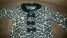 Maggie & Zoe Toddler Girl's Leopard Fashion Suit w/matching Hat