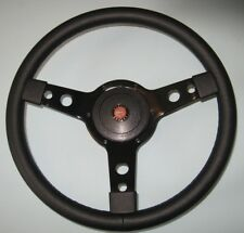 "New 14"" Vinyl Steering Wheel & Hub Adaptor Austin Healey Sprite 1964-1967"