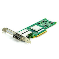 Qlogic QLE2562 Dual Port 8GB Fibre Channel to PCI Express FH Host Bus Adapter
