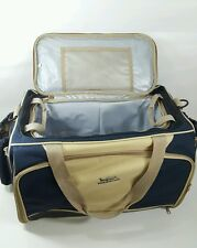 Texsport authentic camp cooler bag camping,picnic adventure carry all.