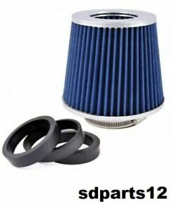 Filtre A Air Kit D Admission Direct Dynamique Cornet Sport Blu Pour Audi VW