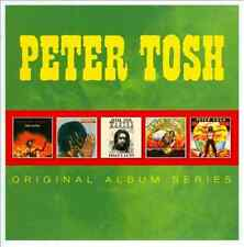 PETER TOSH 5CD NEW Bush Doctor/Mystic Man/Wanted Dread/Mama Africa/No Nuclear