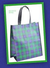 Fab Black Watch Tartan Shopping Bag - Foldaway, Re-Useable
