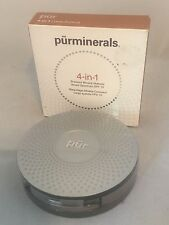 Pur Minerals 4 in 1 Foundation Pressed Mineral Makeup CHOOSE Purminerals SPF 15