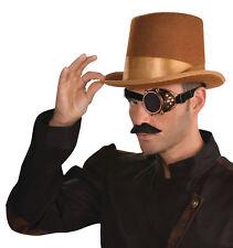 Steampunk vintage rouages Monocle Goggle accessoire robe fantaisie