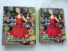 Pascualina Diary 2014 (Spanish Edition) (Brujo Films Production) W/ Sticker(NEW)