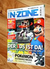 Nintendo N-Zone Magazin 04 / 2011 Skylanders Spyro's Adventure Super Mario Rango