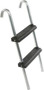 Trampolinleiter Einstiegsleiter 75cm und 95cm Einstiegshöhe Trampolin Neu B-Ware