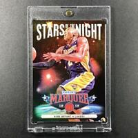 KOBE BRYANT 2012 PANINI #2 STARS OF THE NIGHT HOLOFOIL REFRACTOR INSERT LAKERS