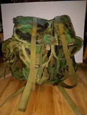 US Military Large Field Ruck Backpack Camo Equipment Bag