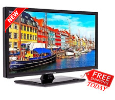 "TV HD Sceptre 19"" LED 720P HDTV Flat Screen Monitor HDMI USB Wall mountable New"
