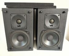 Pair of Miller & Kreisel M&K S-80 Satellite Speakers - audiophile hi-fi