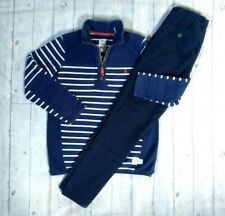 11 12 YEARS DESIGNER JOULES JUMPER SLIM CHINOS BOYS TRENDY WINTER CLOTHES BUNDLE