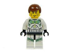 LEGO CLONE TROOPER TORSE JAMBES [mauvaise tête] sw298 Star wars figurine à partir de 7913