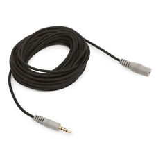 20ft / 6m TRRS SC1 3.5mm Microphone Extension Cable Rode Replacement iPhone