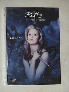 Buffy Contre les Vampires saison 1 intégrale Version Française DVD Neuf