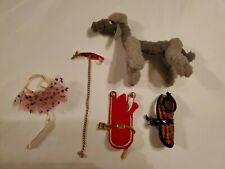 Vintage Barbie Poodle. Dog'N And Duds. #1613