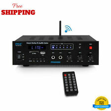 PYLE PFA600BU Bluetooth Public Address Amplifier Compact PA Speaker And Mic