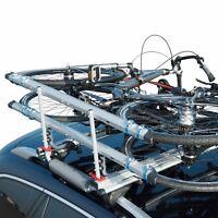 Fischer Dachlift Fahrradträger für 2 Fahrräder Dachträger Fahrrad Mountainbike