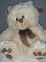"Gosh Designs Teddy Bear Approx 12"" glittery ears and paws"