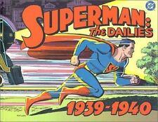 Superman: The Dailies, 1939-1940 Vol 1
