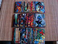 Fleer The Amazing Spider-Man 1 Edition - 120 Karten
