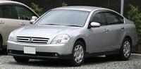 2 x New Bonnet Gas Struts suit Nissan Maxima J31 model 2004 to 2008 0716RJ