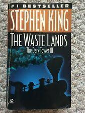 Dark Tower: The Waste Lands Bk. 3 by Stephen King PAPERBACK