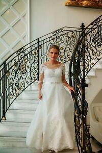 Beutiful French wedding dress