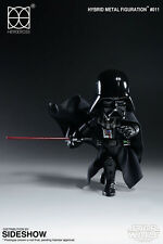 DARTH VADER HYBRID METAL FIGURATION FIGURE HEROCROSS SIDESHOW HERO CROSS #011