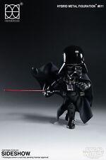 Darth Vader Hybrid Metal figuración figura herocross Sideshow héroe Cruz #011