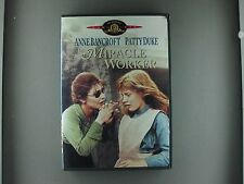 THE MIRACLE WORKER  DVD  (ANNE BANCROFT & PATTY DUKE )
