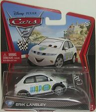 Disney Pixar Cars 2 - ERIK LANELEY - #39 - RARE