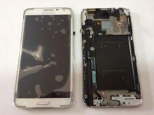 DISPLAY LCD + TOUCH SCREEN SCHERMO PER SAMSUNG GALAXY NOTE 3 NEO N7505 BIANCO