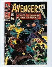 Avengers Comic #29 Silver Age Key NM 9.4