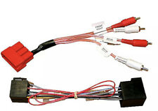 Pc9-410 Fully Amplified System Wiring Harness Adaptor For Audi A2 A3 A4 A6 A8