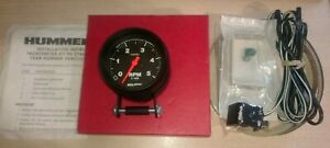Hummer H1 tachometer kit PN 5746414 for 1996 to 2000 year turbo diesel engine