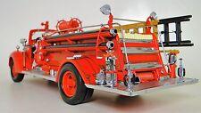 1940S ANTICO VINTAGE FORD Camion Dei Pompieri a 1 Metallo Modello 18 T Pick-up