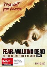 Fear The Walking Dead : Season 3 : NEW DVD