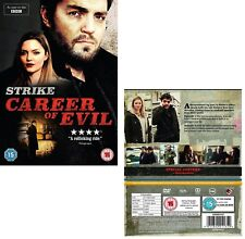 Strike Career of Evil DVD 2018