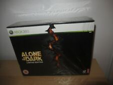 Xbox 360 Alone in The Dark Limited Edition Boxed Set Items PAL UK 2008.