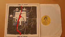 CITY OF SILVER LOS ANGELES 1984 NEW WAVE, ELECTRONICA, POST PUNK UK PRESS