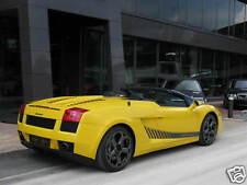 Lamborghini Cabrio Convertible Verdeck Flicken Reparatur Rep Set Repair Kit